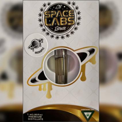 Space Labs Cartridge