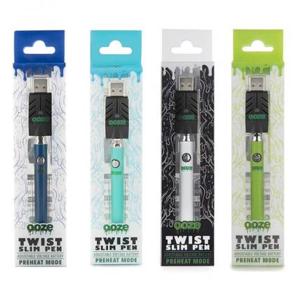 Ooze Twist Slim Pen